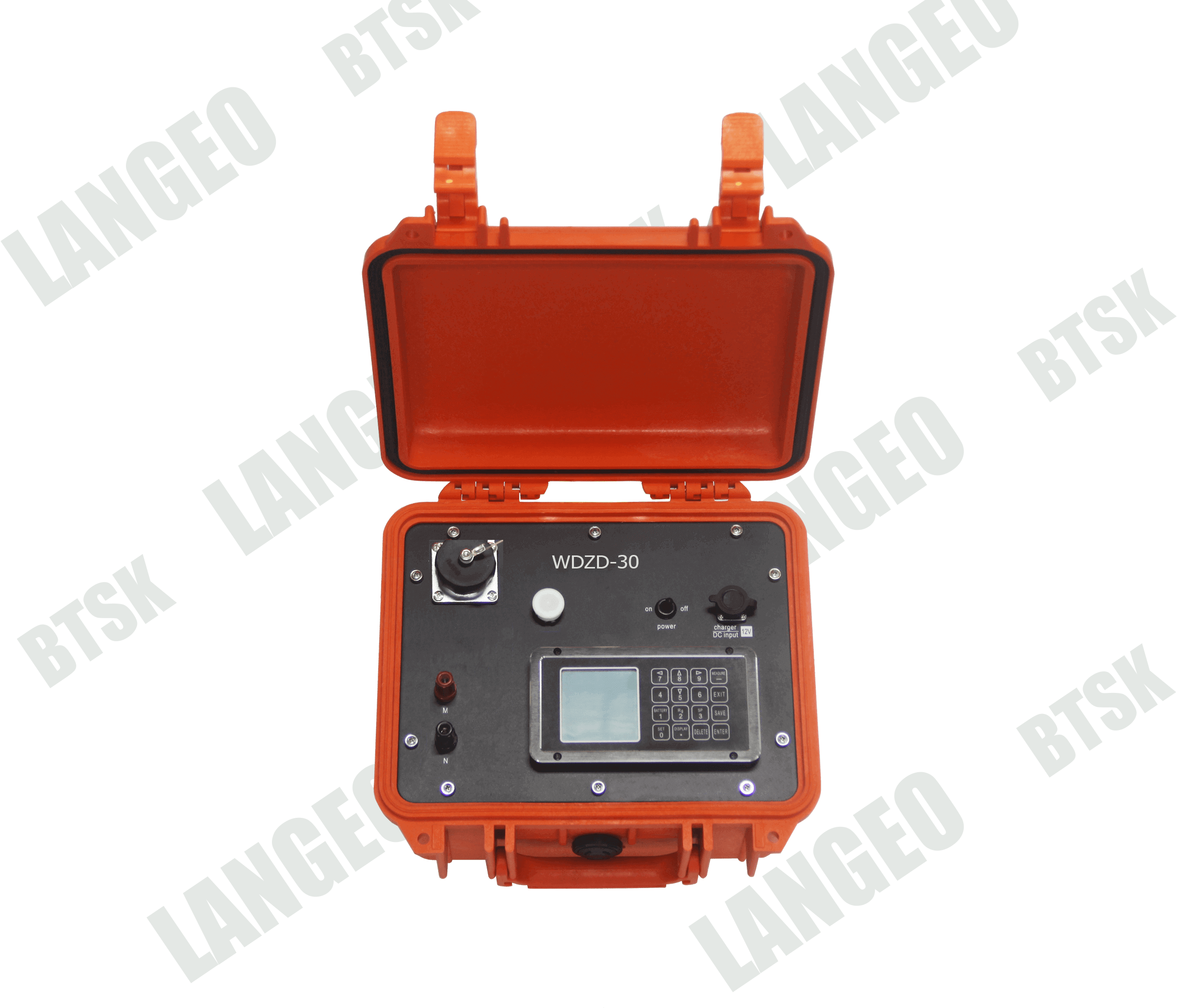 WDZS-3A DC Resistivity Meter for groundwater